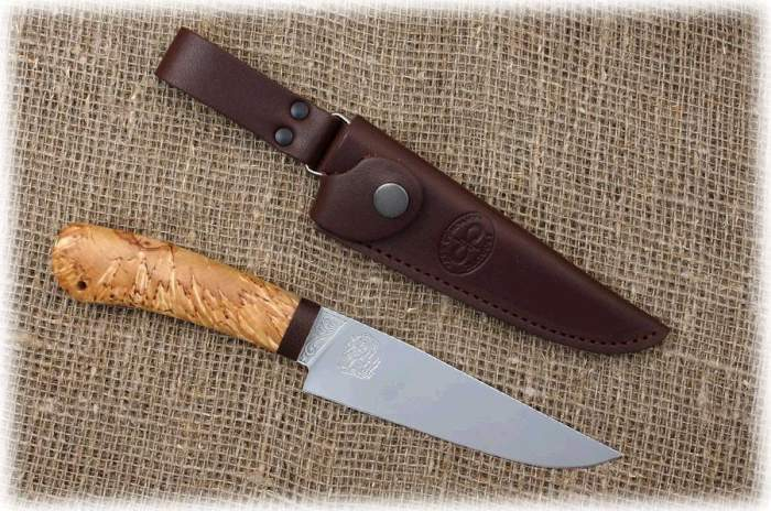 Нож разделочный 150мм АиР  Барибал - изображение 3