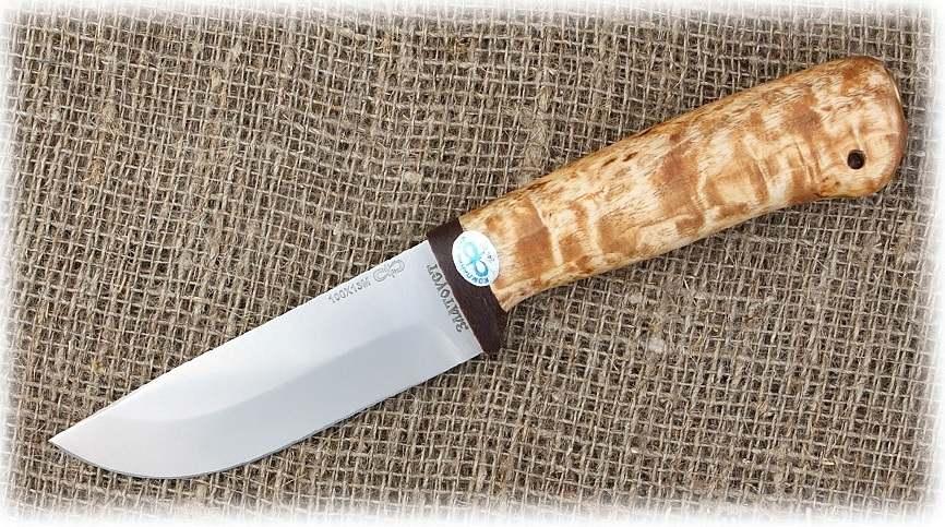 Нож разделочный 123мм АиР  Клычок-2 - изображение 1