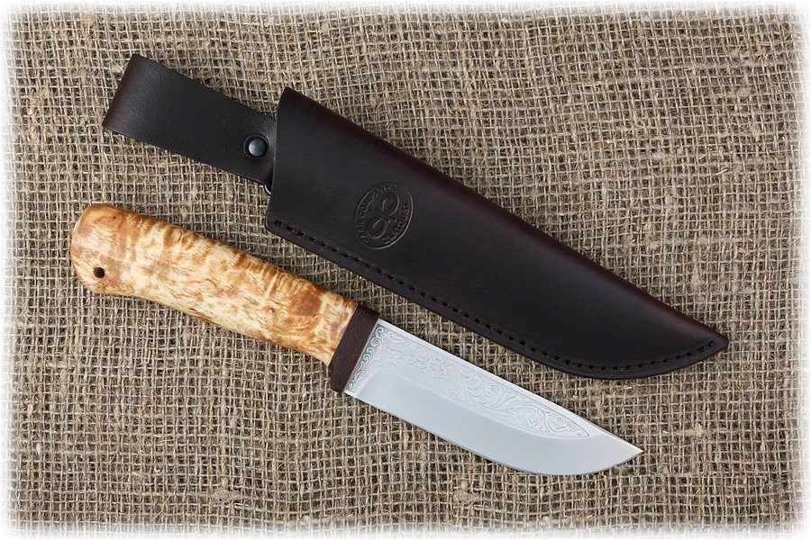 Нож разделочный 123мм АиР  Клычок-2 - изображение 3