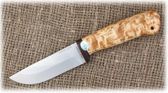 Нож разделочный 123мм АиР  Клычок-2 - изображение