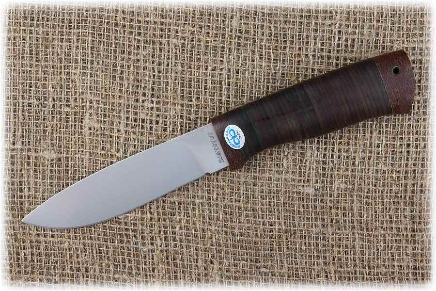 Нож туристический 132мм АиР  Пилигрим - изображение 1
