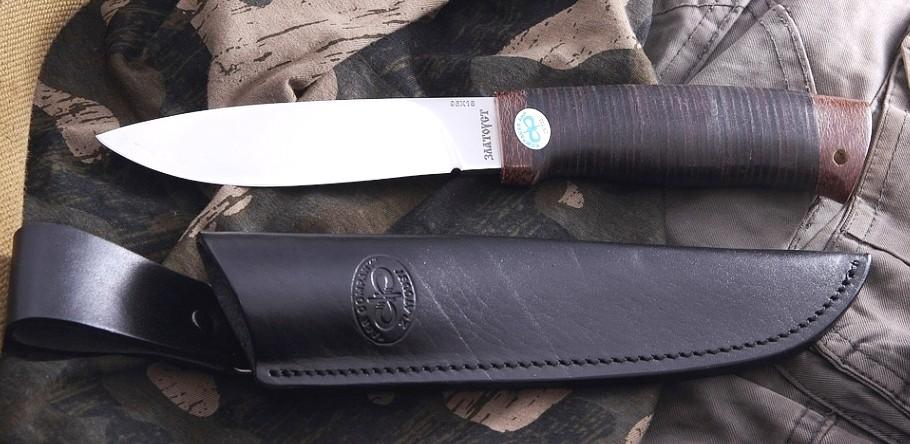 Нож туристический 132мм АиР  Пилигрим - изображение 3