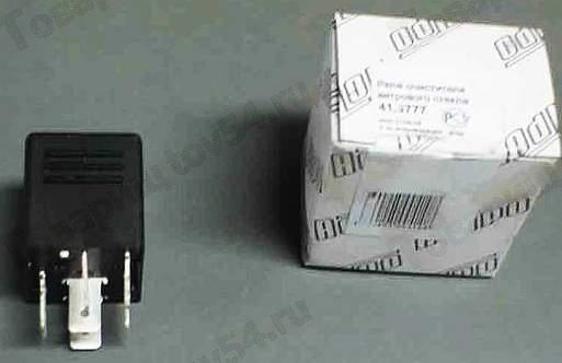 Реле стеклоочистителя ВАЗ 2108-2115 нов.образца АСТРО 41.3777 (аналог 723.3777) - изображение 1