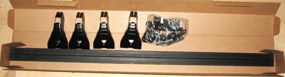 Багажник на водостоки Atlant 8901 (125см) ВАЗ 2101, 03-099, 15, ГАЗ, иномарки - изображение 3