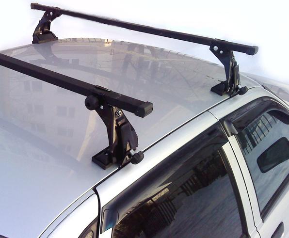 Багажник на гладкую крышу Atlant 8906 (110см) ВАЗ 2110, 2112 - изображение 2