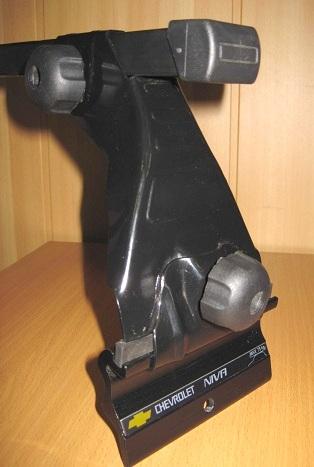Багажник на гладкую крышу Atlant 8914 (125мм) ВАЗ 2123 (NIVA CHEVROLET) - изображение 1