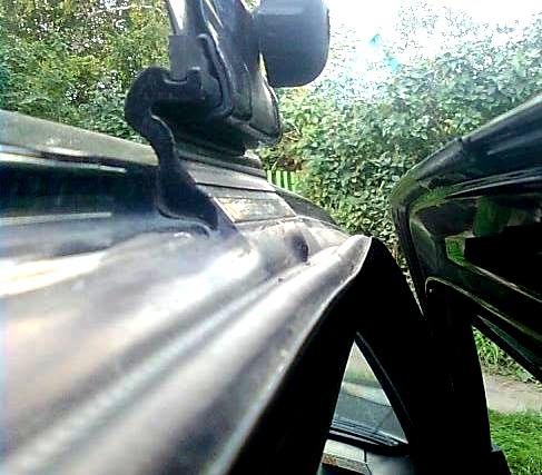 Багажник на гладкую крышу Atlant 8914 (125мм) ВАЗ 2123 (NIVA CHEVROLET) - изображение 5