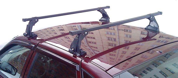 Багажник на гладкую крышу Atlant 8928 (110см) Лада Приора - изображение 2