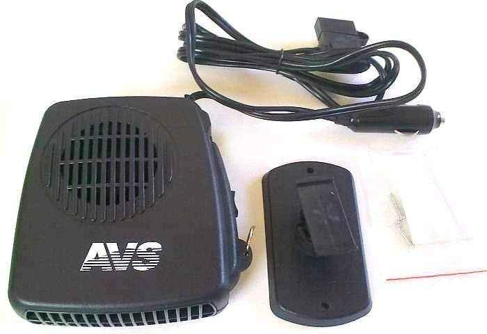 Тепловентилятор AVS Comfort TE-310 12V (3 режима) - изображение 1