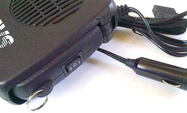 Тепловентилятор AVS Comfort TE-310 12V (3 режима) - изображение 3