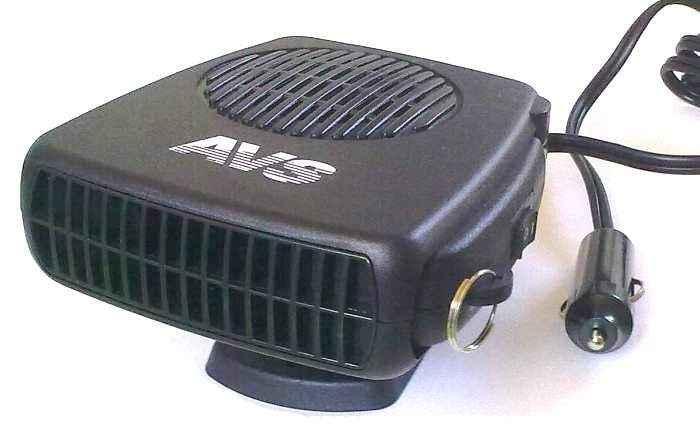 Тепловентилятор AVS Comfort TE-310 12V (3 режима) - изображение