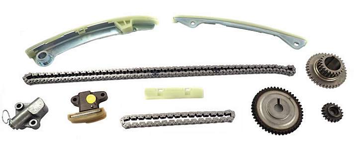 Комплект цели привода распредвала BGA TC6310FK - изображение