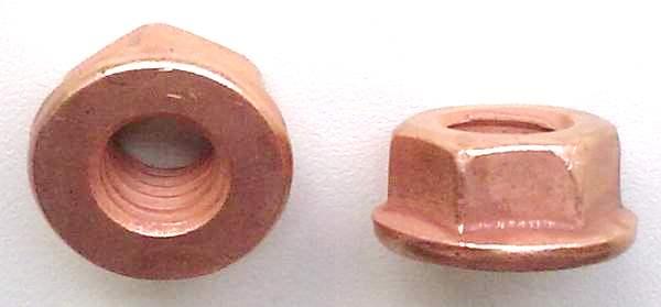 Гайка, выпускной коллектор BOSAL 258-038 - изображение 1