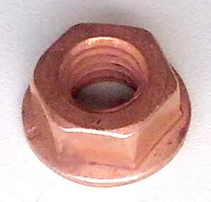 Гайка, выпускной коллектор BOSAL 258-038 - изображение