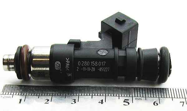 Клапанная форсунка BOSCH 0 280 158 017 - изображение 1