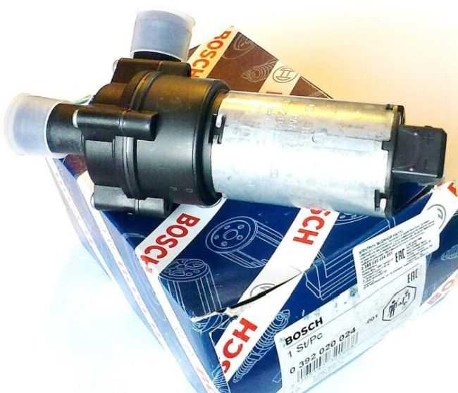 Помпа BOSCH 0392020024 дополнительная с магнитным приводом 12V 500л/ч - изображение 5
