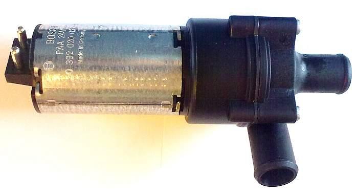 Насос рециркуляции воды, автономное отопление BOSCH 0 392 020 027 - изображение 1