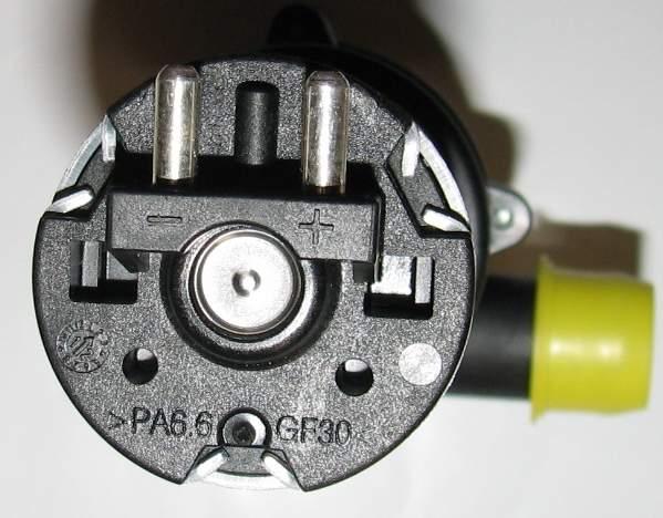 Насос рециркуляции воды, автономное отопление BOSCH 0 392 020 027 - изображение 2