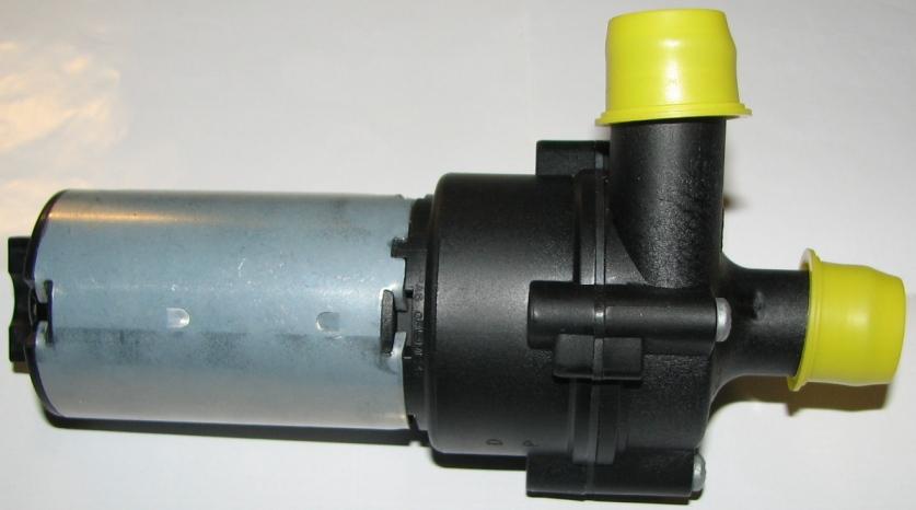 Помпа BOSCH 0392020027 дополнительная с магнитным приводом 24V 1100л/ч - изображение 3