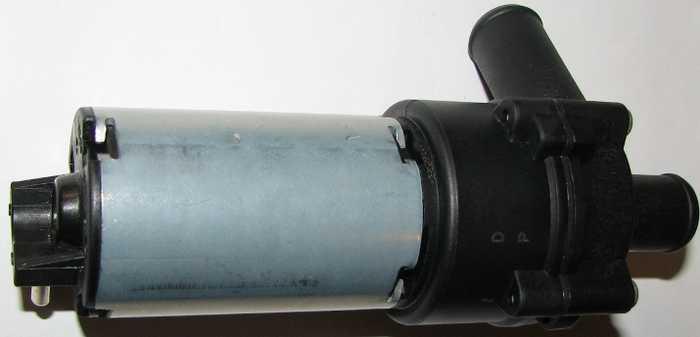 Помпа BOSCH 0392020027 дополнительная с магнитным приводом 24V 1100л/ч - изображение 4
