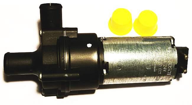 Помпа BOSCH 0392020027 дополнительная с магнитным приводом 24V 1100л/ч - изображение
