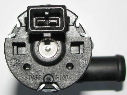 Помпа BOSCH 0392020034 дополнительная с магнитным приводом 12V 750л/ч - изображение 2
