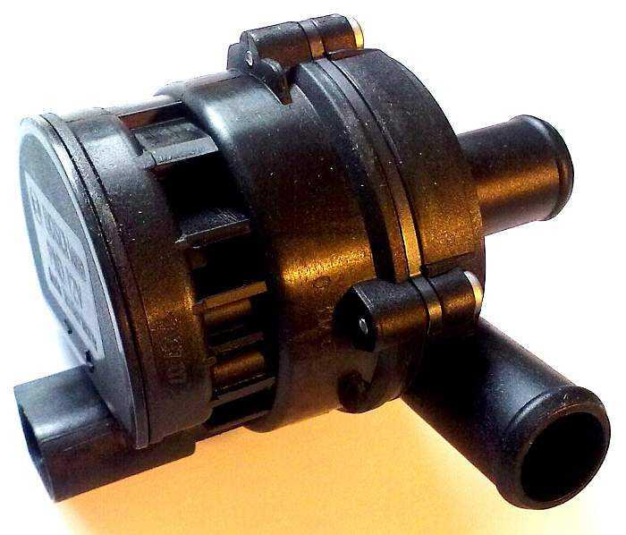 Помпа BOSCH 0392023004 дополнительная с магнитным приводом 12V 800л/ч - изображение 1