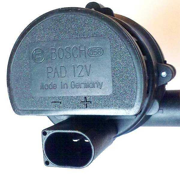 Помпа BOSCH 0392023004 дополнительная с магнитным приводом 12V 800л/ч - изображение 2