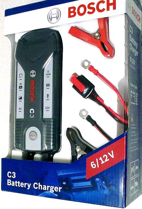 Устройство для заряда аккумулятора BOSCH 0 189 999 03M - изображение 1