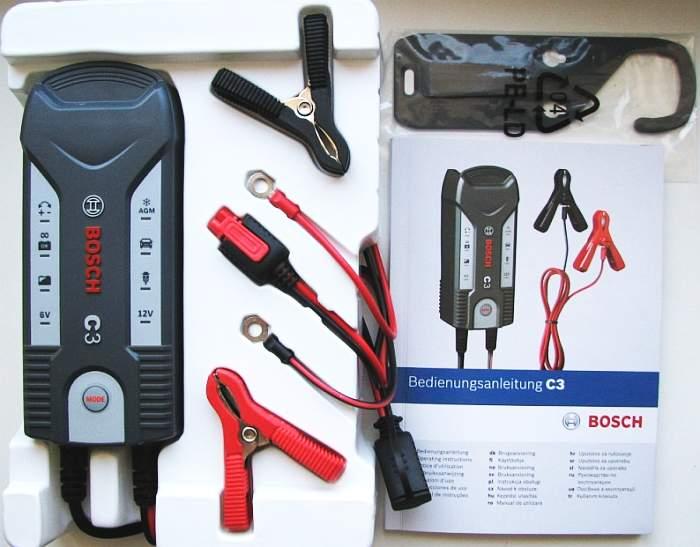 Устройство для заряда аккумулятора BOSCH 0 189 999 03M - изображение 2