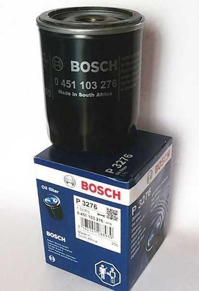 Фильтр масляный BOSCH 0 451 103 276 - изображение 1