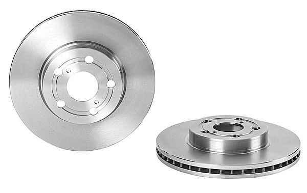 Тормозной диск BREMBO 09.7395.10 - изображение 2