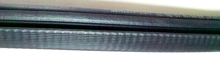 Уплотнение двери ВАЗ 2101-2107 БРТ 2107-6107018Р (2107-6107018) - изображение 3