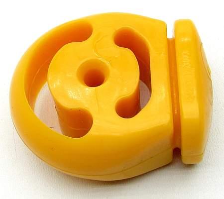 Крепление глушителя ВАЗ 21213 (2шт) желт <b>CS-20 21213-1203073</b> - изображение 1