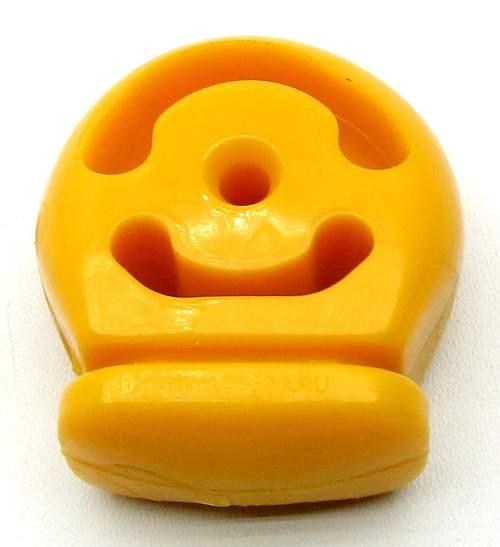Крепление глушителя ВАЗ 21213 (2шт) желт <b>CS-20 21213-1203073</b> - изображение