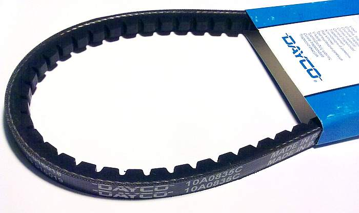 Клиновой ремень DAYCO 10x835 / 10A0835C - изображение 1