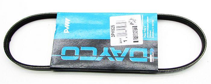 Поликлиновой ремень DAYCO 3PK625 - изображение