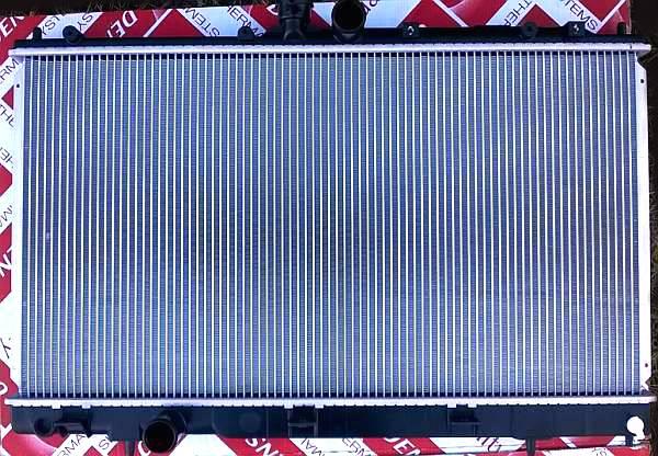 Радиатор охлаждения двигателя DENSO DRM45025 - изображение 1