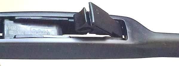Щетка стеклоочистителя гибридная DENSO DUR-043L (для левого руля) - изображение 4
