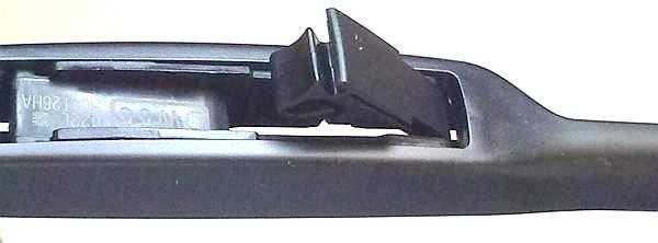 Щетка стеклоочистителя гибридная DENSO DUR-050L (для левого руля) - изображение 2