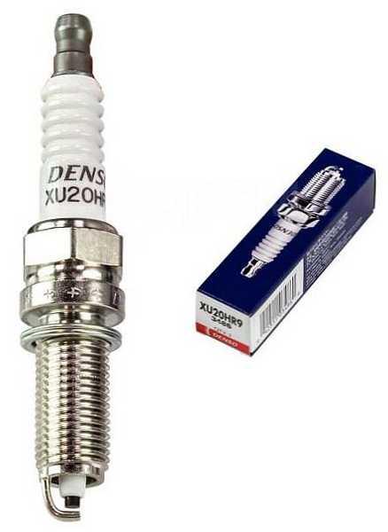 Свеча зажигания DENSO XU20HR9 - изображение