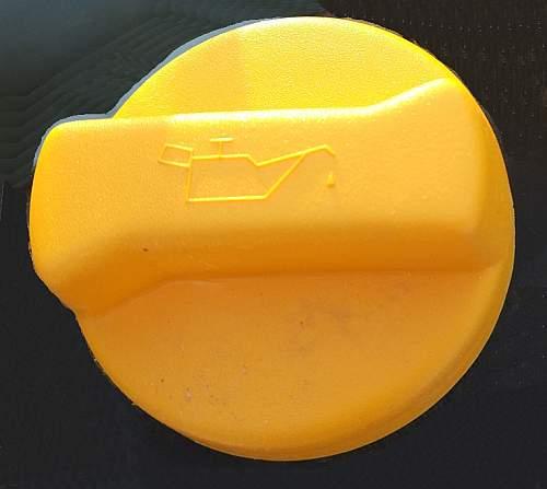 Крышка маслоналивной горловины ВАЗ 2112 Евродеталь ED1012M (2112-1009146) - изображение