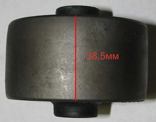 Подвеска двигателя FEBEST TMB-098 - изображение 3