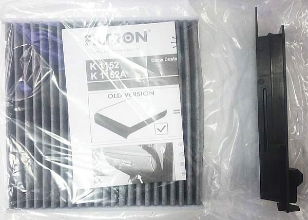 Фильтр салонный FILTRON K1152A - изображение 2