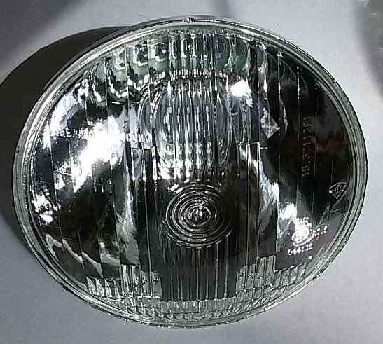 Фара ВАЗ 2106 дальнего света под лампу H1 TH140 Формула Света (2103-3711206) - изображение 1