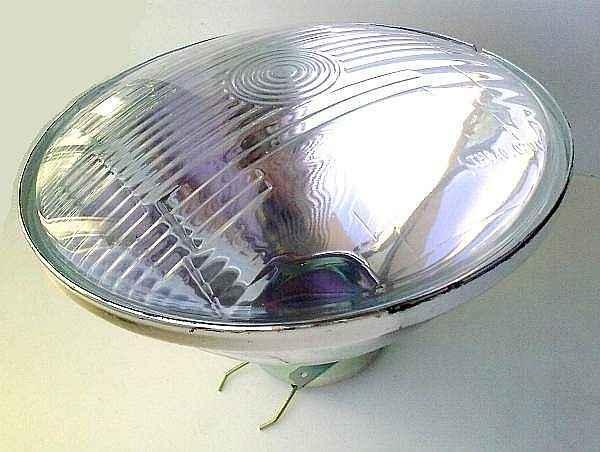 Фара ВАЗ 2106 дальнего света под лампу H1 TH140 Формула Света (2103-3711206) - изображение 2