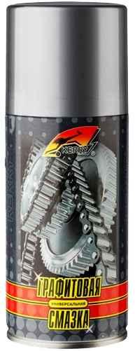 Смазка графитовая электропроводящая KERRY KR-944-1 (210 мл), аэрозоль - изображение