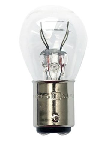 Лампа 12V 21/5W KOITO 4524, BAY15d, S25 - изображение
