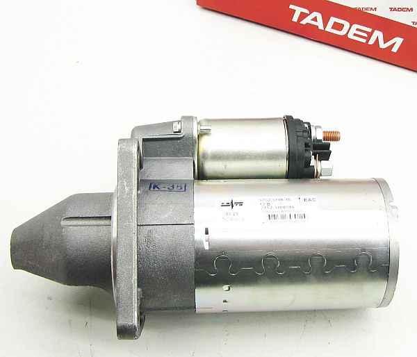 Стартер ВАЗ 1118 Калина, 2170 Приора с усиленной КПП редукторный 9 зуб., 3 болта КЗАТЭ 5702.3708-15 - изображение
