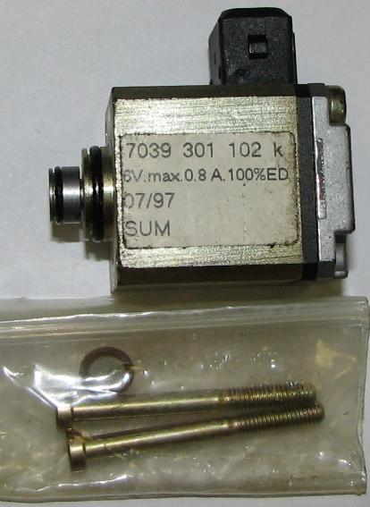 Блок управления, рулевой механизм с усилителем LEMFORDER 10634 01 - изображение 2